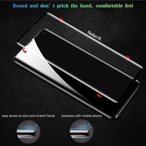 Image 5 - 20d completa curvo vidro temperado para samsung galaxy s9 s8 s10 plus e protetor de tela para samsung nota 8 9 10 pro película protetora