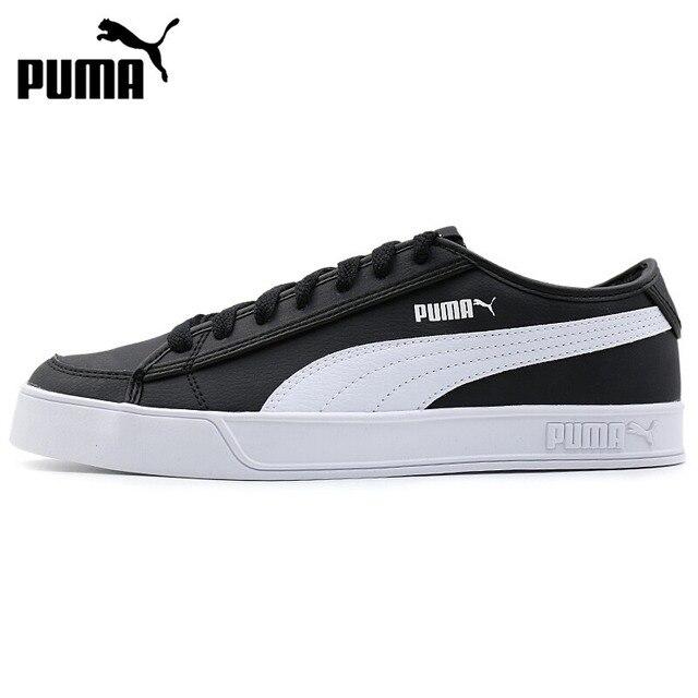 28054b8caec Original New Arrival 2018 PUMA Smash v2 Vulc SL Unisex Skateboarding Shoes  Sneakers