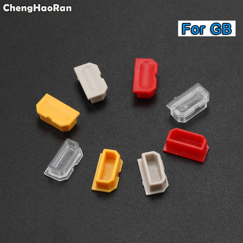 Chenghaoran 1 Stuk Multicolor Stofkap Voor Game Boy Gb Game Console Shell Dust Plug Plastic Knop Voor Dmg 001