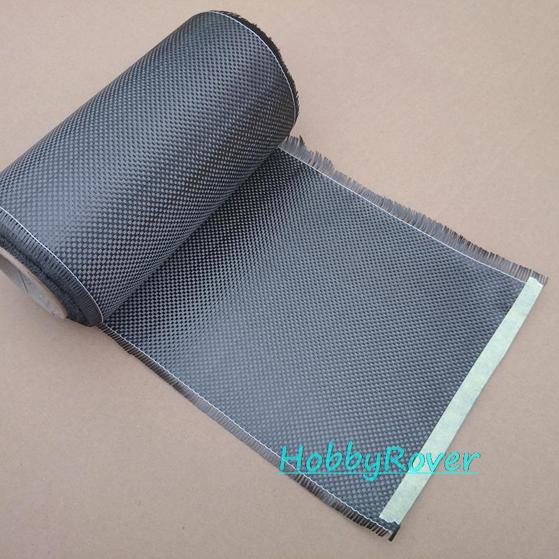 "Free shipping [Grade A] 3K 200gsm Plain Real Carbon Fiber Cloth Carbon Fabric 8""/20CM width A4 size 20X30cm"