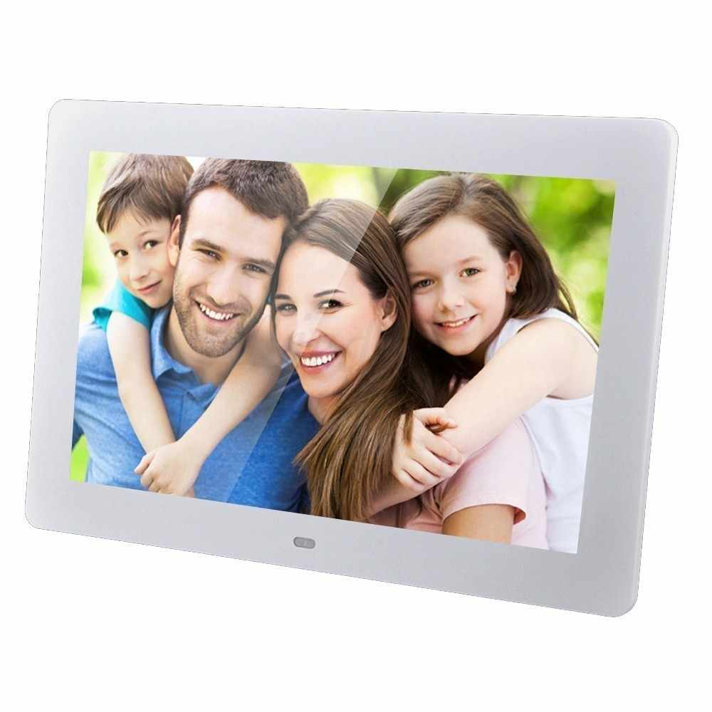 New 10 inch high-definition Screen Digital Photo Frame Electronic Album Picture Music MP3 Video MP4 Marco Porta Retrato Digital