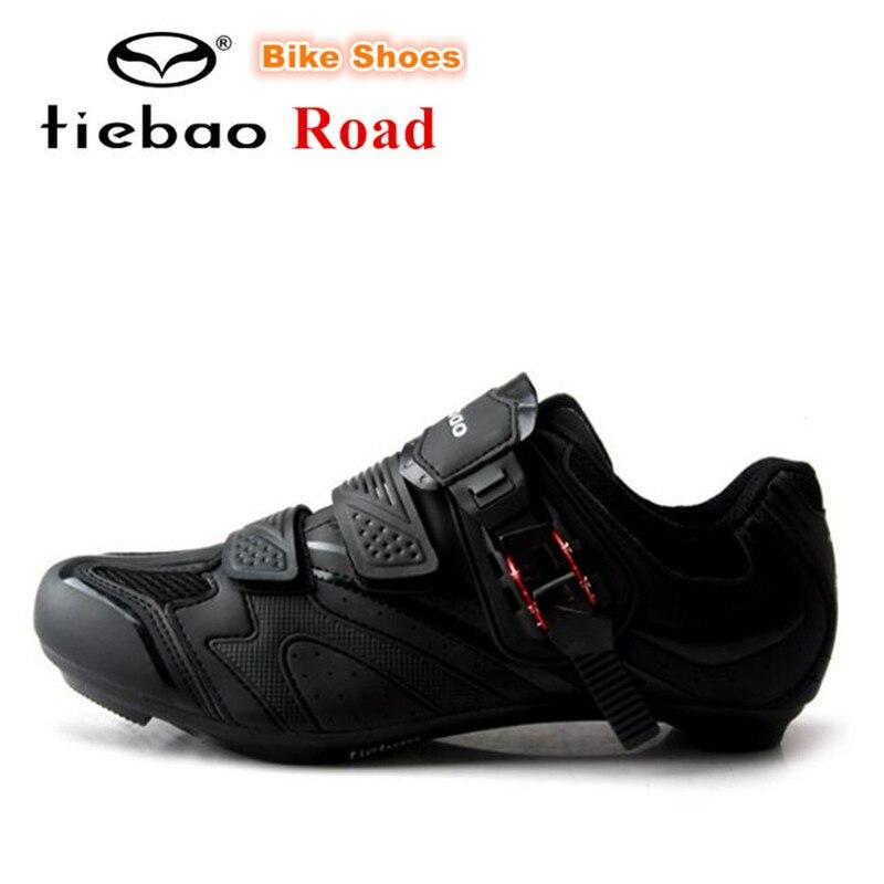 Aufrichtig Tiebao Radfahren Schuhe Zapatillas Deportivas Mujer 2018 Off Rennrad Schuhe Ultraleicht Self-locking Autobahn Reiten Superstar Schuhe Turnschuhe Fahrradschuhe