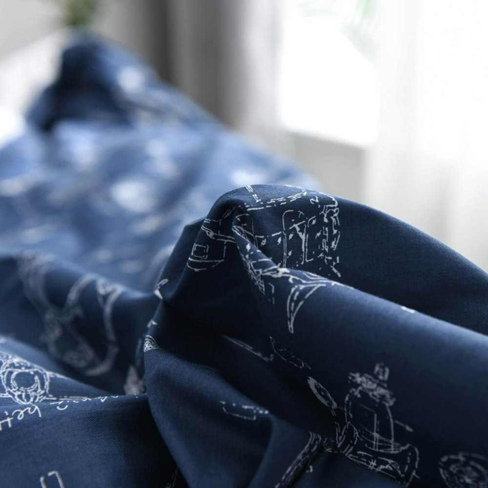 Svetanya Graffiti Bedding Sets 100 Cotton Bed Linen Single Double BED size sheet pillowcase Comforter Cover
