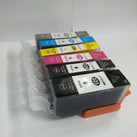 1set For Canon PGI 225 CLI 226 Ink Cartridges For Canon PIXMA MG6120 MG6220 MG8120B MG8220