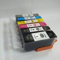 1set For Canon PGI 225 CLI 226 Ink Cartridges For Canon PIXMA MG6120 MG6220 MG8120B MG8220