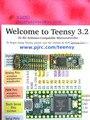 Teensy3.2 и 2756 ndustries Крохотный заголовок модуль Крошечный 3.2 + заголовок