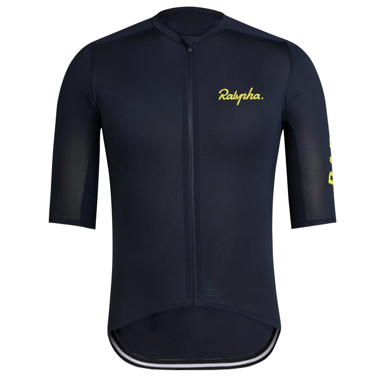 532c46893 Ralvpha Cycling Jersey 2019 Pro Team Bike Jersey Short Sleeve Triathlon  Summer Downhill Jersey Men s Breathable