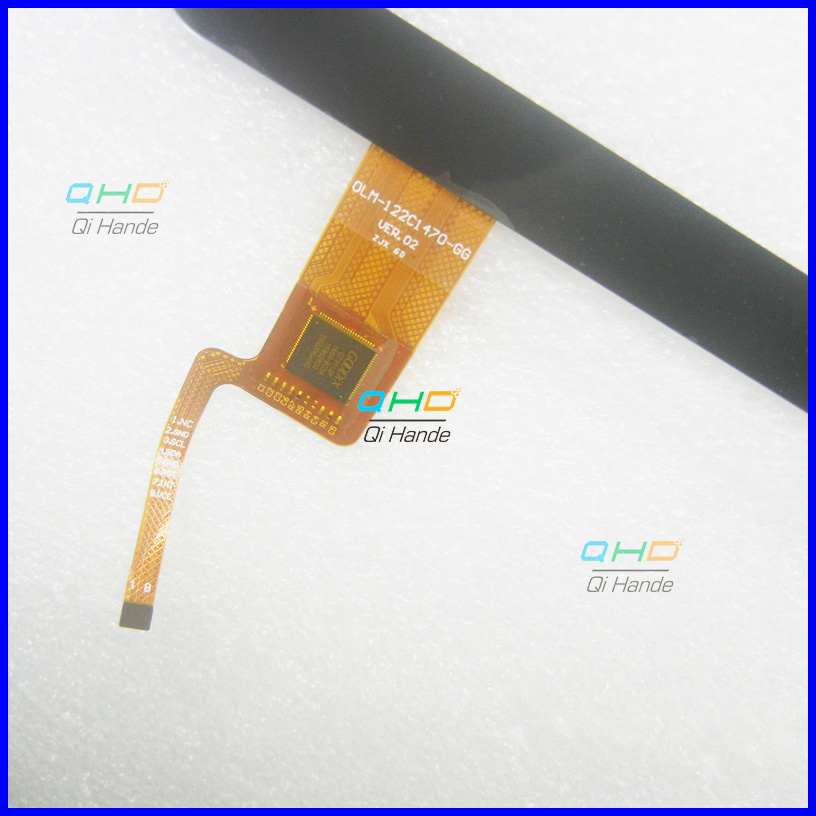 ФОТО High Quality New 12'' inch OLM-122C1470-GG VER.02 Touch Screen Digitizer Sensor Replacement Parts Free Shipping