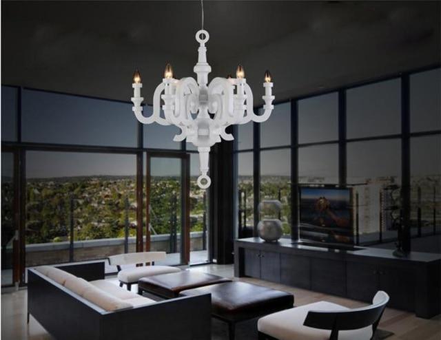 Mooie Slaapkamer Verlichting : Moderne witte hars verlichting mooie opknoping lampen voor