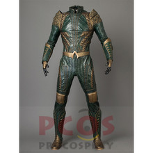 Procosplay Justice League Film Aquaman Arthur Curry Cosplay Costume & No Shoes mp003660