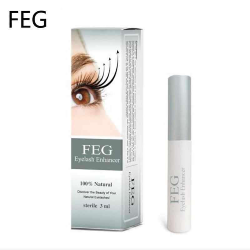 FEG Crescita Delle Ciglia Enhancer Medicina Naturale Trattamenti Lash Ciglia Siero Mascara Ciglia Siero Allungamento Crescita Sopracciglio