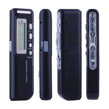 006 портативный рекордер MP3-плеер Голосовая активация 8 ГБ USB флэш-драйвер Цифровой диктофон Диктофон