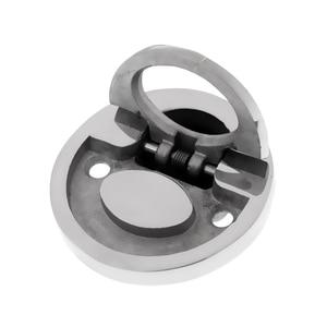 Image 5 - Equipo para yate náutico, instalación empotrada, elevación, escotilla, anillo de elevación, Manija, anillo, gerer, bague