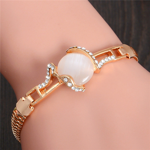 bracelets bangles for with women enriched crystal bracelet tennis products swarovski pretty
