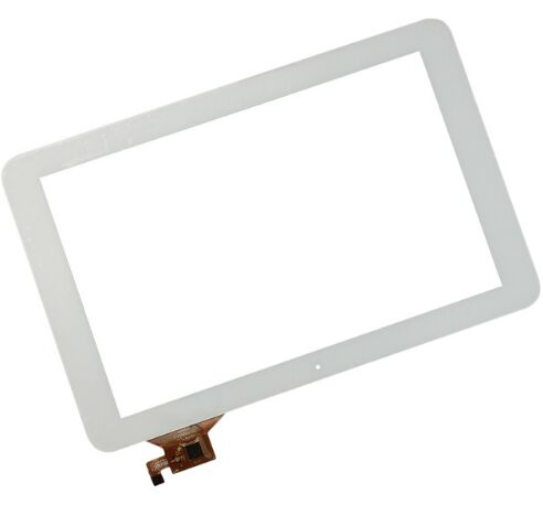 Capacitive Touch Screen for 10.1' inch Nuqleo Zaffire 1010 QT-101A161WH Tablet PC Panel Digitizer sensor Free Shipping new 7 inch tablet pc mglctp 701271 authentic touch screen handwriting screen multi point capacitive screen external screen
