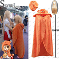 Hot New Sankaku Head Himouto! Umaru-chan Umaru Doma Cosplay Costumes MARMOT Air Conditioning Blanket /cape/trenchSZYBKJAA00373