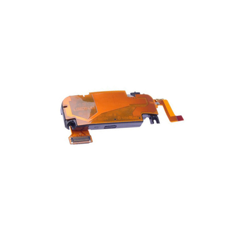 Dock Charge Charing Port Connector Flex Cable Assembly Replacement For iPhone 3GS Ringing Flex Cable in Mobile Phone Flex Cables from Cellphones Telecommunications