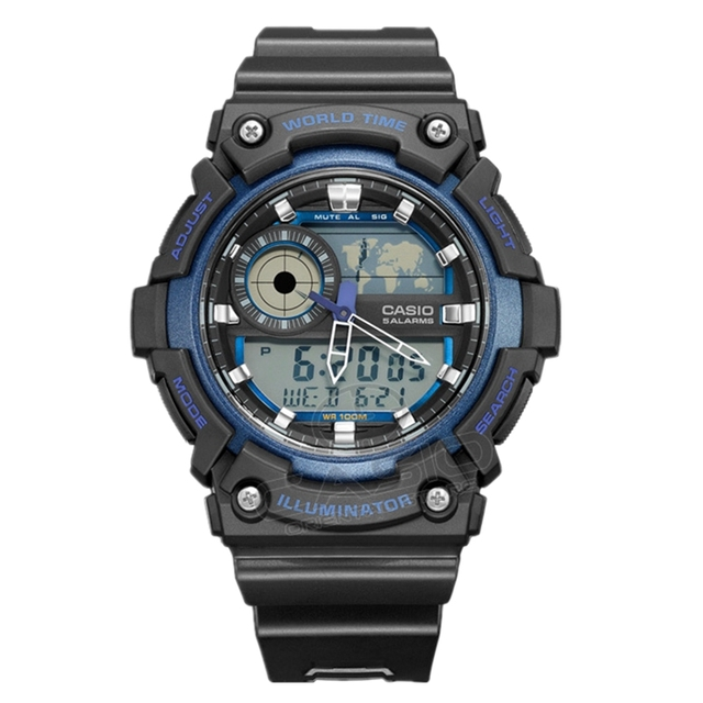 dbc3c3da046c Casio Men Watch Digital Watch Quartz 100 Meters Waterproof Top Brand Luxury  Famous Fashion 10 Years