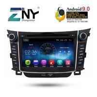 7 HD Android 9,0 GPS для автомобиля, стерео для hyundai I30 Elantra GT 2012 2013 2014 2015 2016 радио FM RDS Wi Fi аудио видео резервная камера