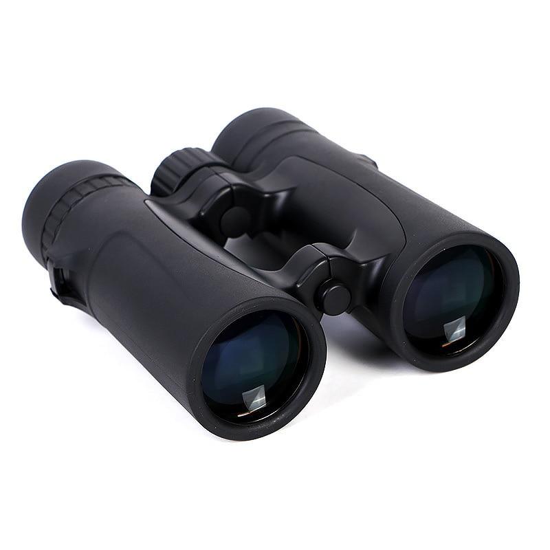 Handheld 10X42 Binoculars Hollow Design HD Waterproof Lll Night Vision Wide Angle Binocular Telescope for Outdoor Camping Hiking in Monocular Binoculars from Sports Entertainment
