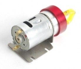 Image 4 - تصميم جديد diy المعادن والعتاد مضخة كهربائية ل نظام rc الدخان (كامل معدن)