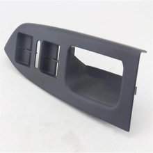 for Volkswagen Touran, glass lifter switch box, door handle, handle the left front door frame door armrest door armrest (Black).