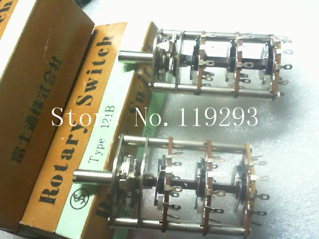 BELLA Fuji S121B Band switch three A loop  36  12 feet  3