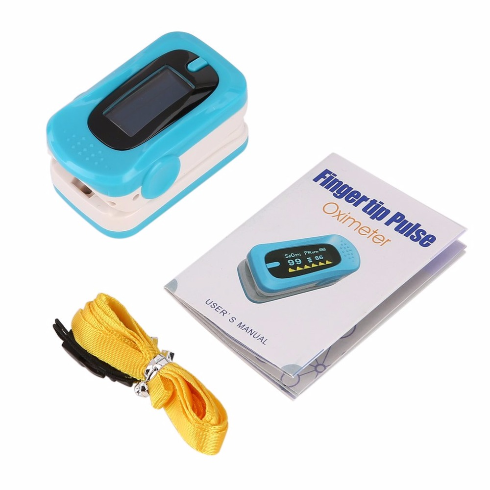 Portable Finger Tip Pulse Oximeter Two Colors OLED Display Modes Heart Rate Monitor Blood Oxygen Saturation Monitor newPortable Finger Tip Pulse Oximeter Two Colors OLED Display Modes Heart Rate Monitor Blood Oxygen Saturation Monitor new