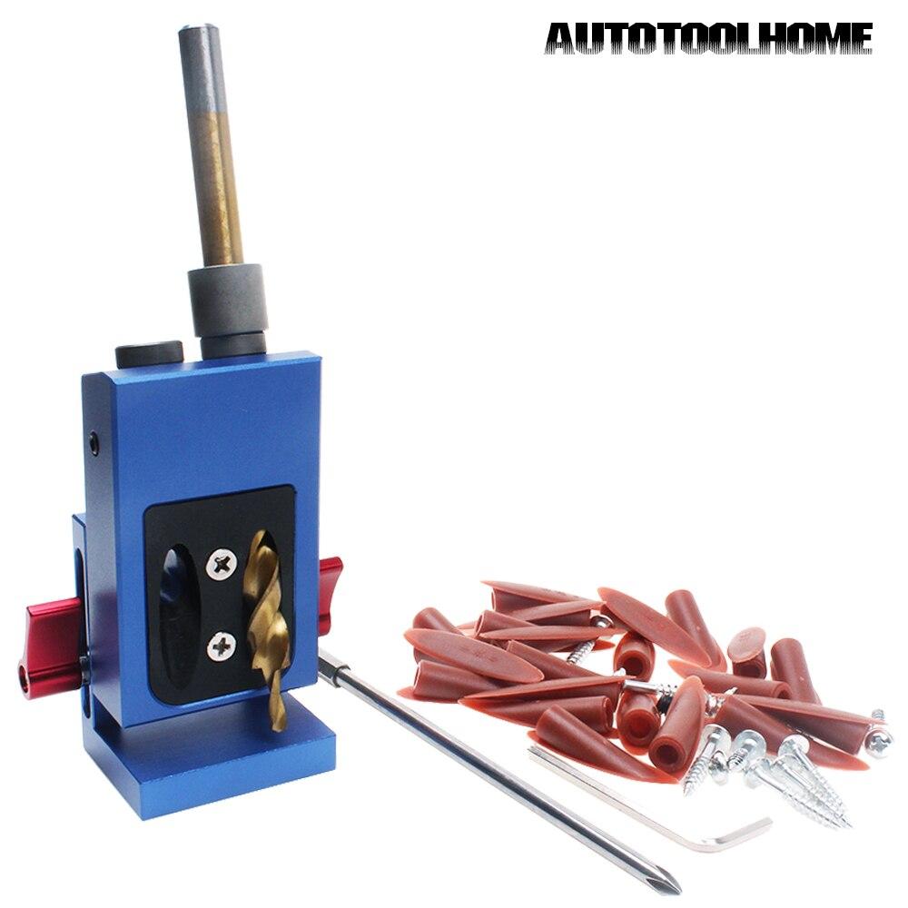 New design Pocket Hole Jig Kit for Kreg Jig Joinery Wood ...
