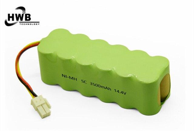 HWB 14.4V 3.5Ah NI-MH Battery Pack For Samsung NaviBot SR88XX Series Vacuum Cleaner SR8840 SR8845 SR8855 SR8895 VCA-RBT20