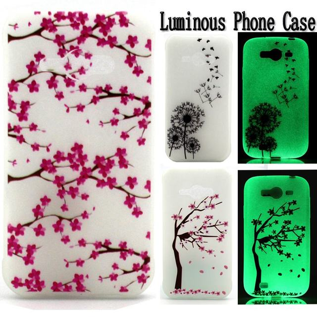 For capas Galaxy J1 Ace Case Cases for Samsung Galaxy J1 Ace J110h J111m J111f SM-J111f SM-J110h SM-J111m Luminous Back Cover