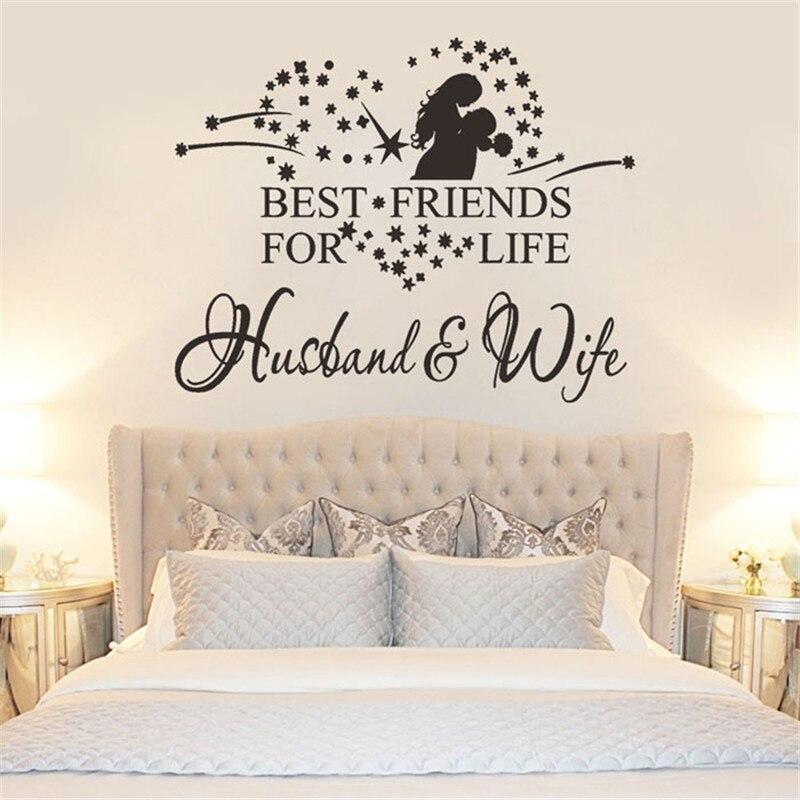 Bedroom Decor Stickers husbands room stickers promotion-shop for promotional husbands