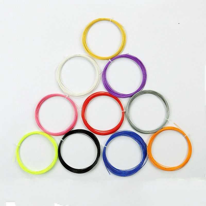 Professional Carbon Nanofiber Badminton String Shuttlecock Net ND-65 kordaj Grommet Tool Sport Equipment Racket Line Accesorios