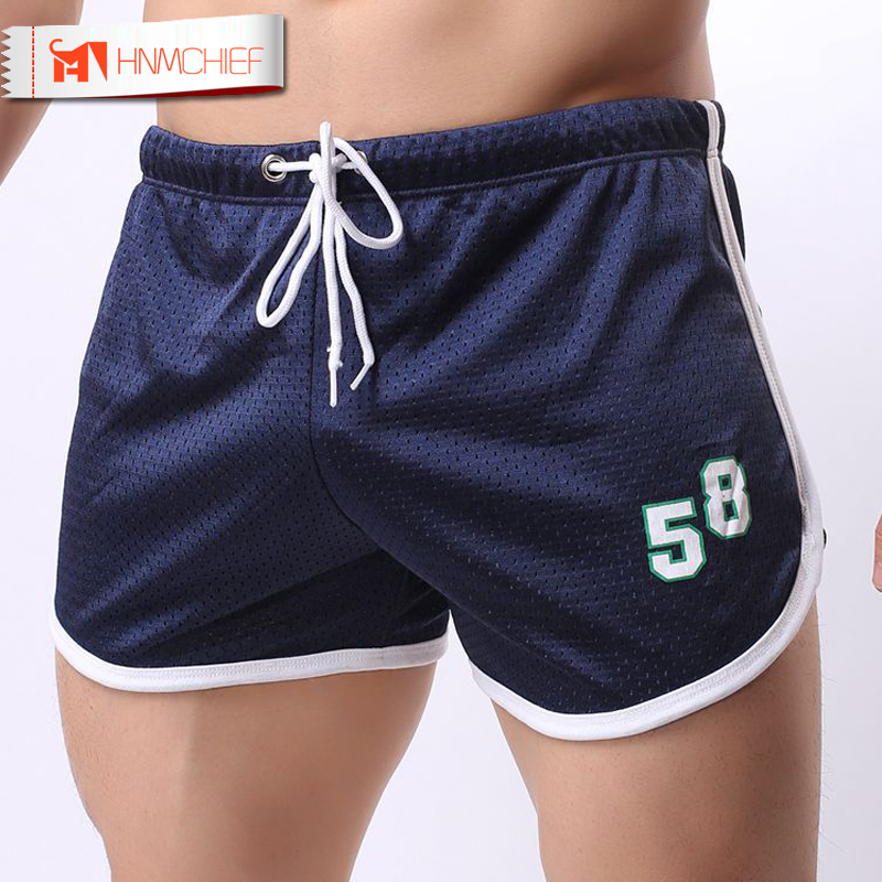 Brand Clothing Men's Casual   Shorts   Household Summer Quick Dry Comfy Drawstring Breathable Beach Home   Shorts   Trunks for Male