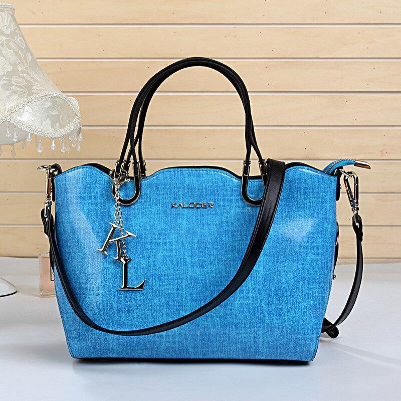 2016 New Genuine Leather Women Shell Tassel Letter Designer Casual Tote Shoulder Handbags Messenger Bags Crossbody Bag Handbag