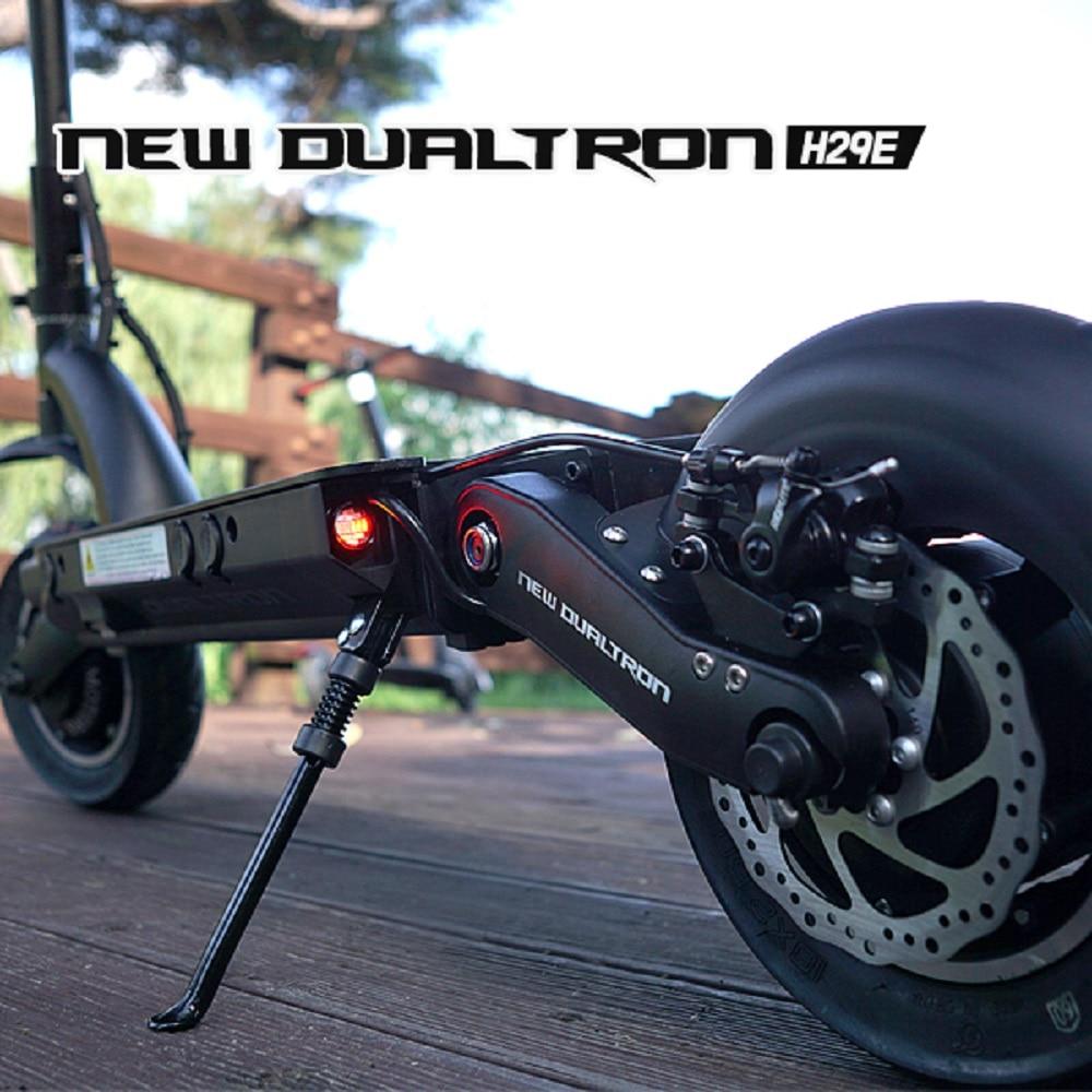 2018 Новый Dualtron скутер Мотор 60V18AH 1052Wh самый мощный электрический скутер H29e