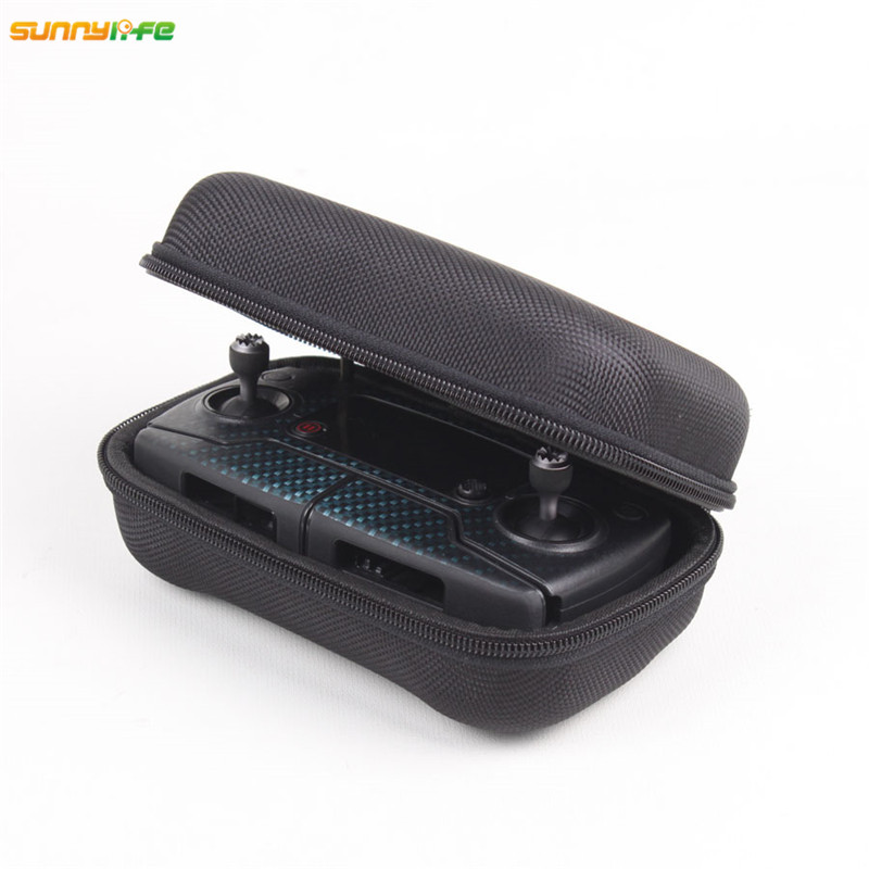 Sunnylife DJI Mavic PRO Remote Controller Portable Hardshell Storage Bag Handheld Case DJI Spark RC Transmitter Housing Box
