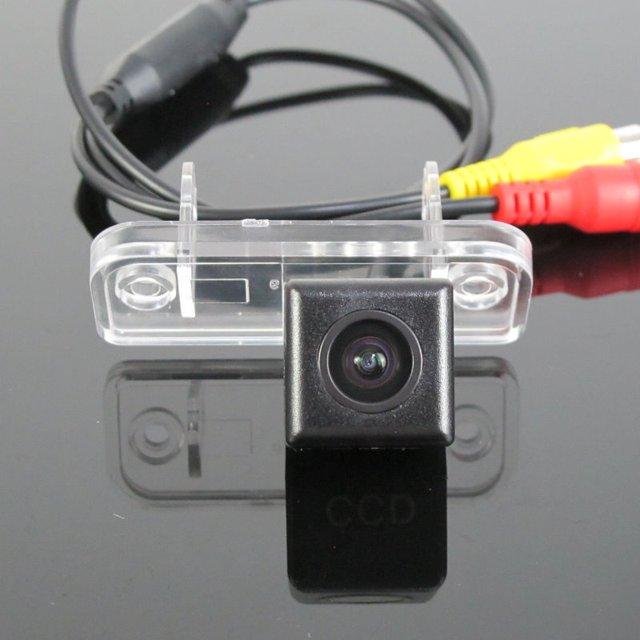 Para Mercedes Benz E W211 E280 E320 E300 E55 E63/Invertendo câmera Do Carro de Estacionamento Câmera/Câmara de Visão Traseira/HD CCD Noite visão