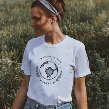 There Is No Planet B T-Shirt Tumblr Graphic Grunge Shirts Tees Tops Stop Global Warming Earth Day Shirts