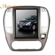 Autostereo Android Tesla Car no DVD Player GPS Navigation For NISSAN SYLPHY 2005-2012 mult