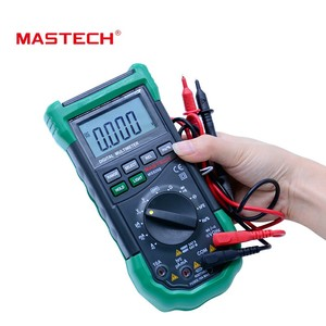 Image 4 - MASTECH MS8268 Digital Multimeter Auto Range Protection Ac/dc Ammeter Voltmeter Ohm Frequency Electrical Tester Diode Detector