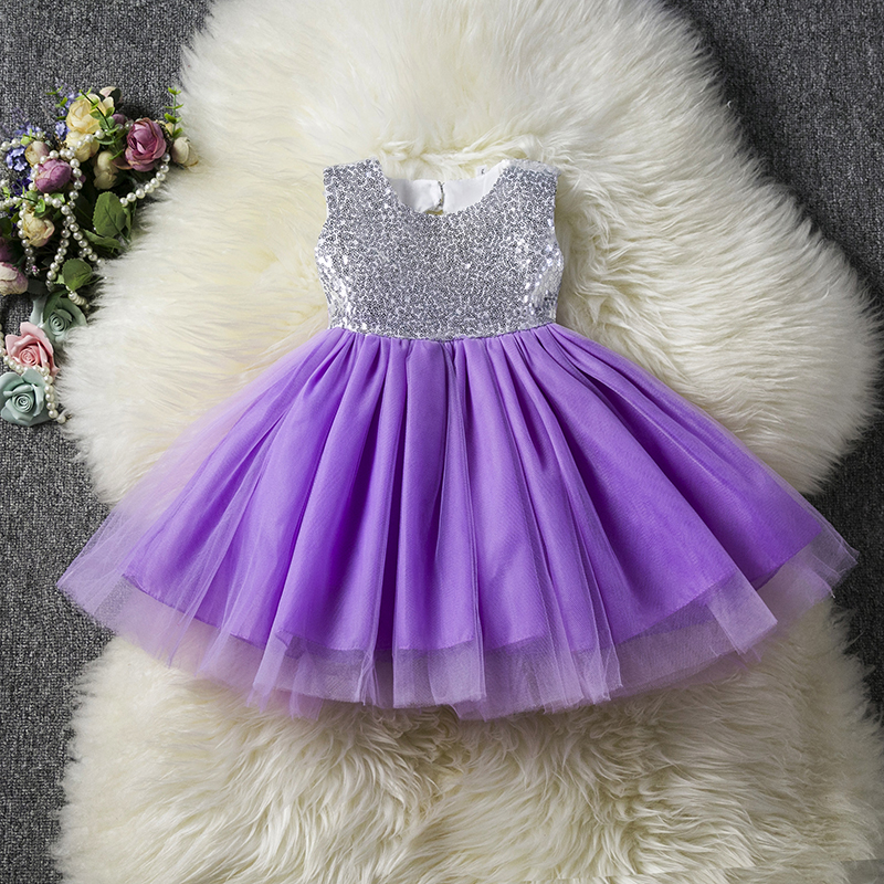HTB1COS1aInrK1RjSspkq6yuvXXaC Princess Kids Baby Fancy Wedding Dress Sequins Formal Party Dress For Girl Tutu Kids Clothes Children Backless Designs Dresses