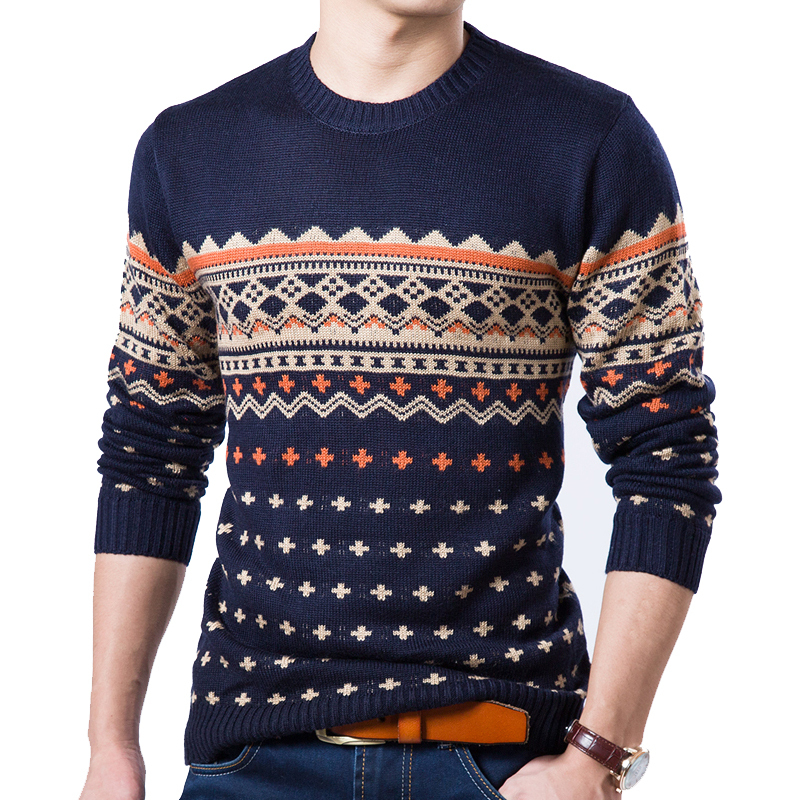 Aliexpress.com  Buy 2014 New design men sweater mens sweaters and pullovers masculino knitwear free shipping 2 colors A509 from Reliable sweater women