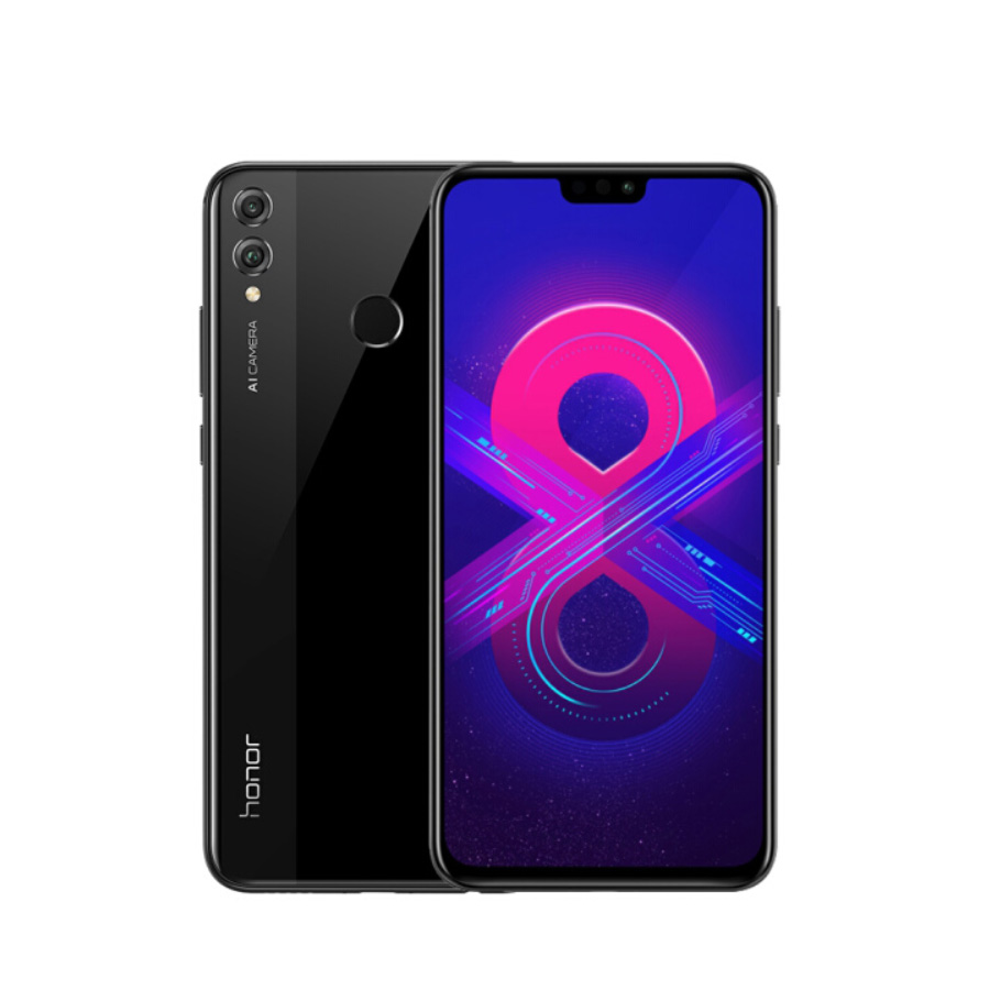 Original Honor 8X Mobile Phone 4GB RAM 64/128GB ROM 6.5