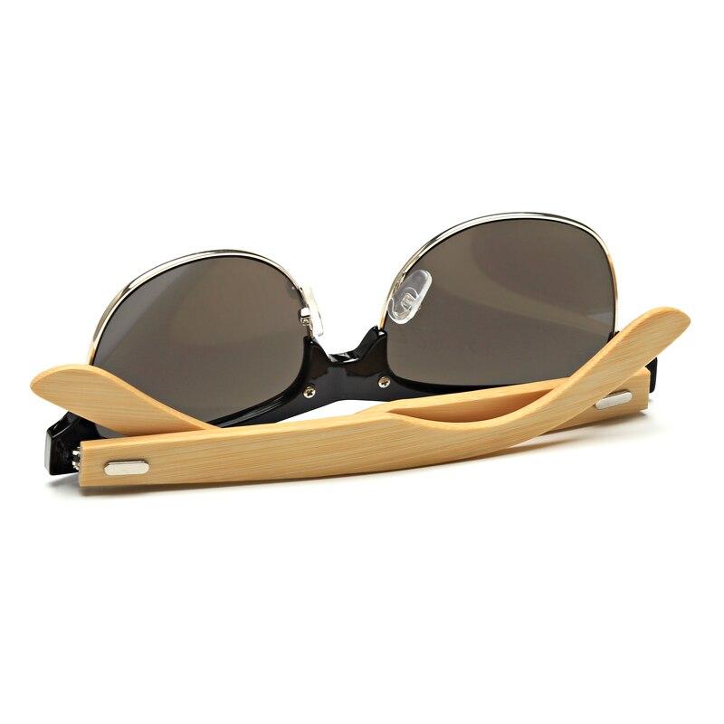 GY Fashion Handmade Wood Wooden Sunglasses men classic brand Designer for Men Women googles gafas de sol steampunk Sun Glasses