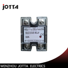 цена на SSR -80AA AC control AC SSR Single phase Solid state relay ac