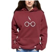 16809 Autumn/winter hot style cartoon eyes monogrammed hooded long sleeved hoodie for women