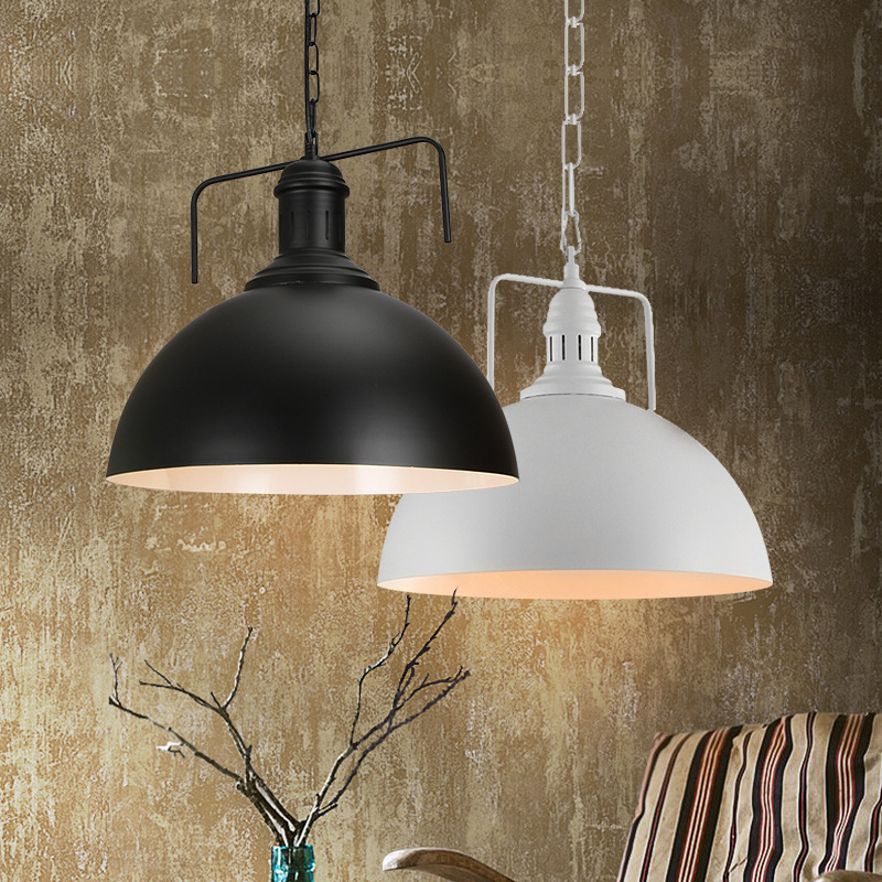 Nordic Pendant Lights fashion personality iron craftsman hat creative restaurant bar coffee shop tea Pendant lamps FG917 loft nordic modern pendant lamps restaurant coffee shop creative iron english combination light