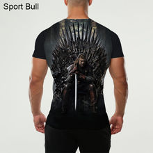 Men 3d Game Of Thrones T Shirt