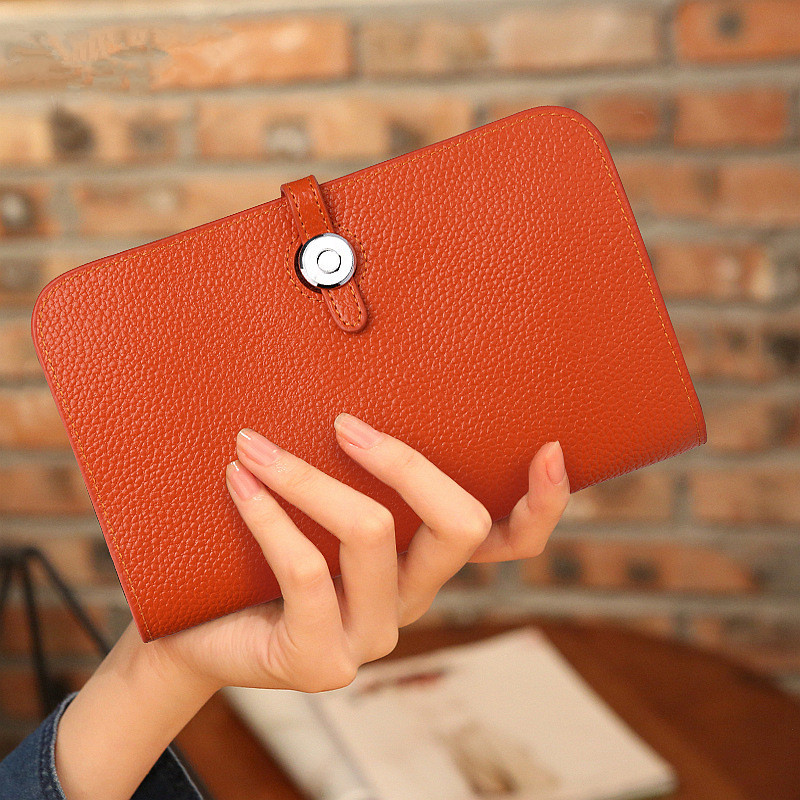 New Arrival Genuine Leather Wallets Women Cow Leather Wallet with Phone Pocket Sexy Ladies Passport Clutch Card Holder Purse new arrival genuine leather wallets women card holders purse 2017 sexy ladies clutch money bag leather handbags